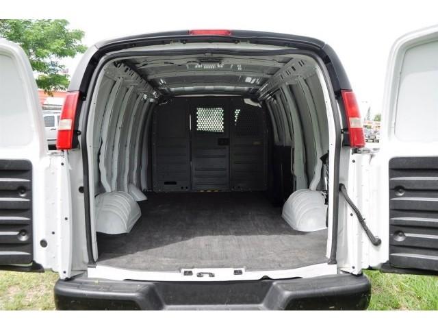 2013 Chevrolet Express Van G1500 Cargo 3D Cargo Van  - 203569F - Image 14