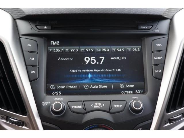 2012 Hyundai Veloster 3D Hatchback - 203589A - Image 34