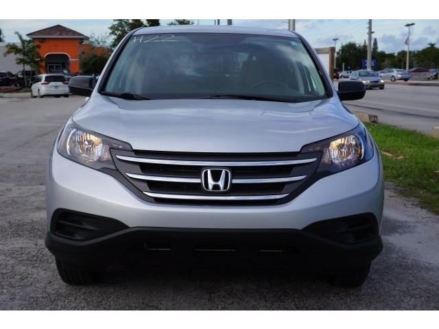 2013 Honda CR-V 4D Sport Utility - 203639F - Image 2