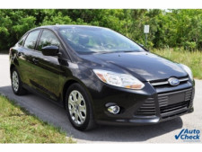 2012 Ford Focus 4D Sedan - 203541F - Thumbnail 1