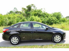 2012 Ford Focus 4D Sedan - 203541F - Thumbnail 4