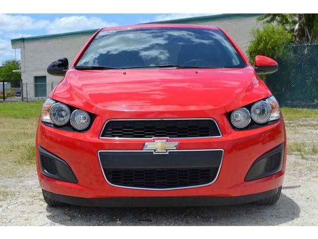 2014 Chevrolet Sonic  4D Sedan  - 203722F - Image 2