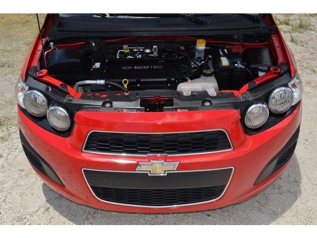 2014 Chevrolet Sonic  4D Sedan  - 203722F - Image 16