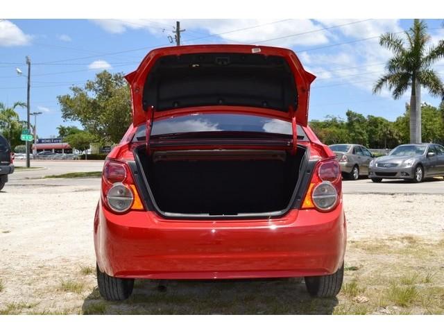2014 Chevrolet Sonic  4D Sedan  - 203722F - Image 21