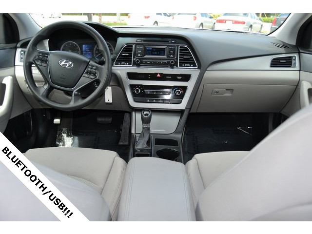 2015 Hyundai Sonata 4D Sedan - 203782F - Image 9