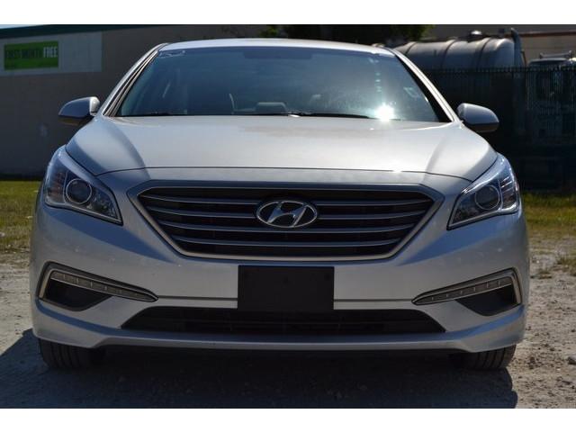 2015 Hyundai Sonata 4D Sedan - 503027W - Image 2